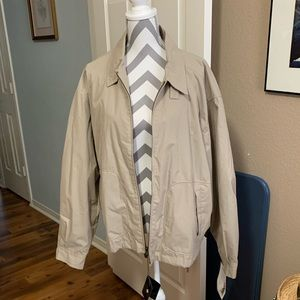 Mens Drizzler Jacket by McGregor